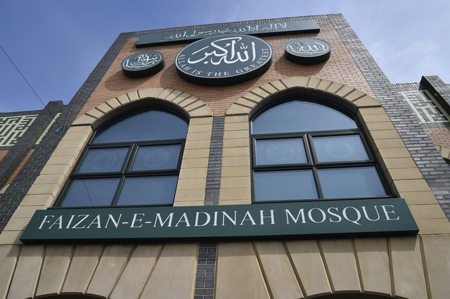Faizan-e-Madinah mosque at Gladstone Street EMN-200723-171416009