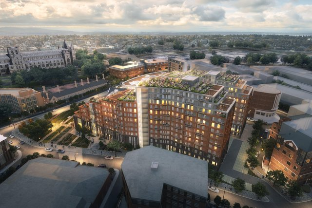 The proposed regeneration of Northminster