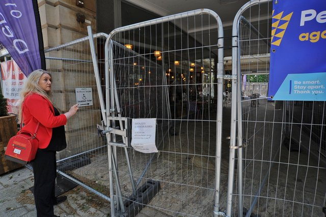 St Peter's Arcade is set to re-open