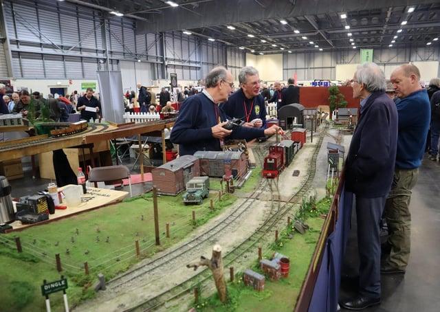 National Garden Railway Show