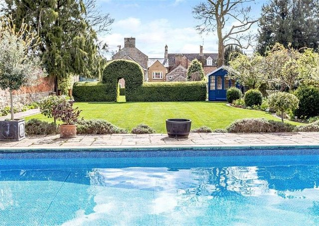 Yorke House in West Street, Oundle on the market with Woodford and Co for £1.48m