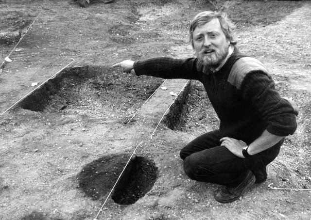 Francis Pryor discovered Flag Fen and archaeological work began in 1982 after he literally stumbled on a sunken wooden post that triggered a dig that yielded a huge Bronze Age site.