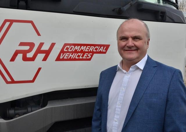 Nigel Baxter, managing director of RHCV.
