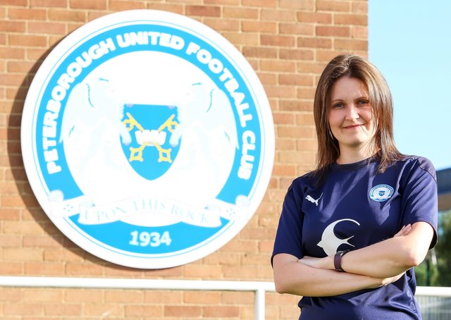 New Posh Womens manager Chloe Brown. Photo: Joe Dent/theposh.com.