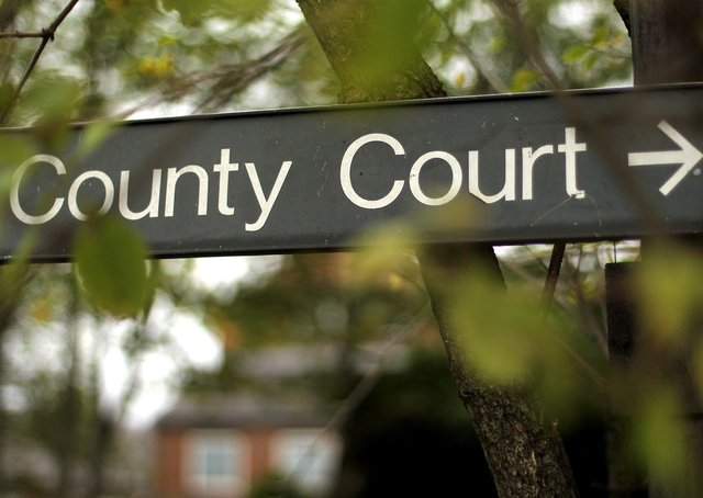 Small claims are taking four weeks longer to come to county court in Peterborough. EMN-211106-150927001