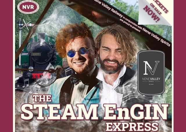 The steam enGIN express