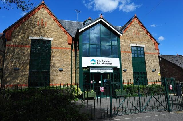 City College Peterborough ENGEMN00120121205171913