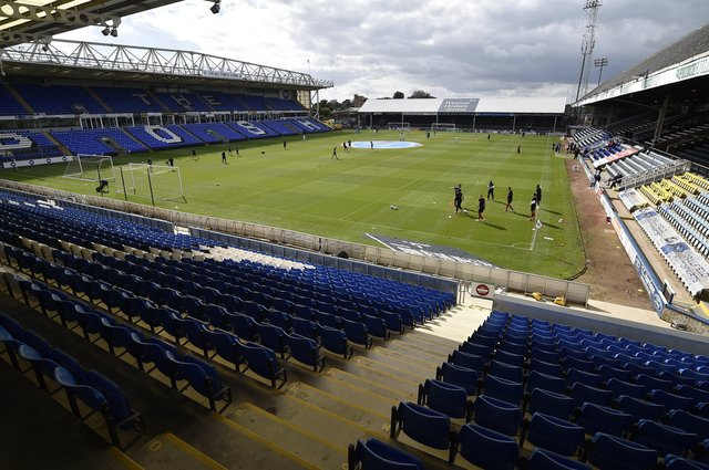 The clinic will be held at the home of Peterborough United