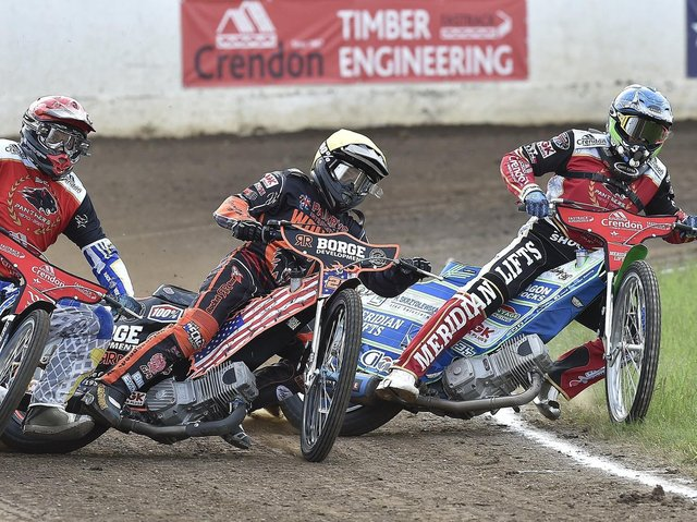 Peterborough Panthers can go top of the league with a win on Monday night