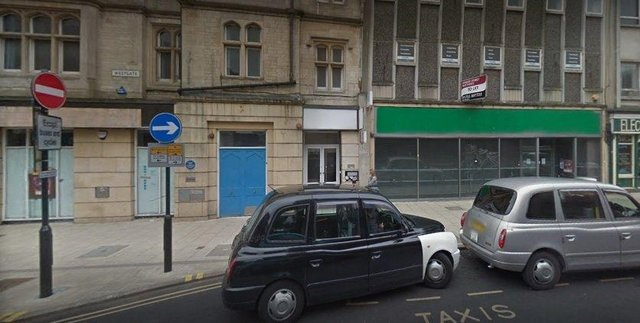 There are plans for a new taxi cab office in Westgate