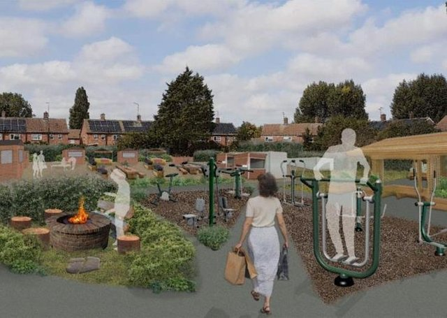 Olive Branch Community Garden has plans to expand