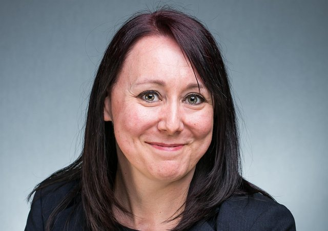 Michelle Stratton, subject lead for English at Queen Katharine Academy