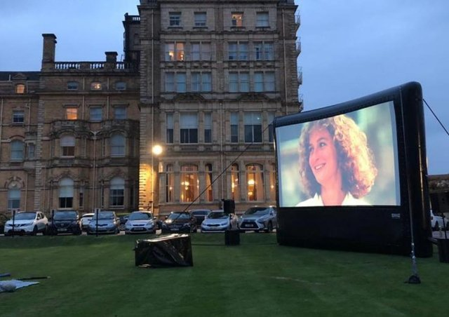 Great Outdoor Cinema is coming to Peterborough