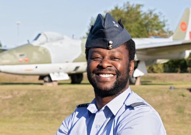 Squadron Leader Kyle Roachford