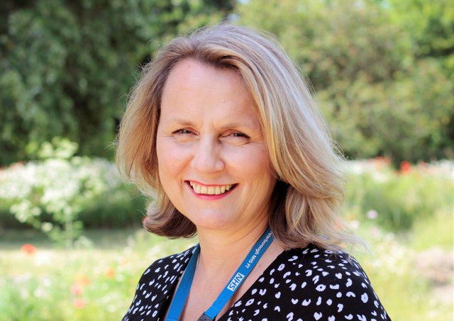 Tracy Dowling, chief executive of Cambridgeshire and Peterborough NHS Foundation Trust