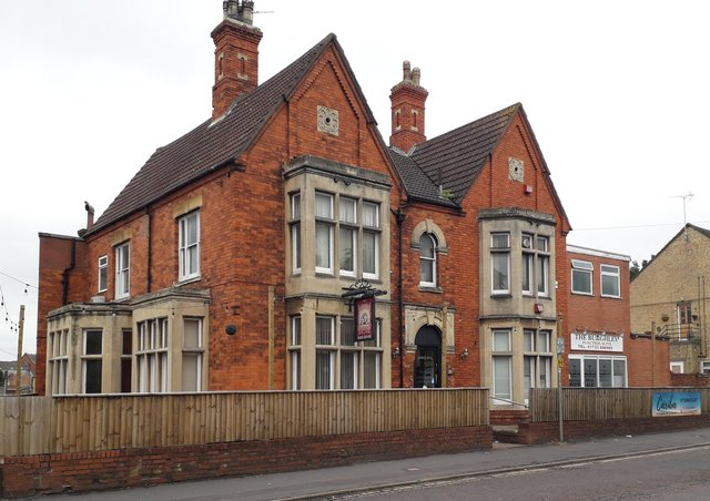 The Burghley Club, in Burghley Road, Peterborough