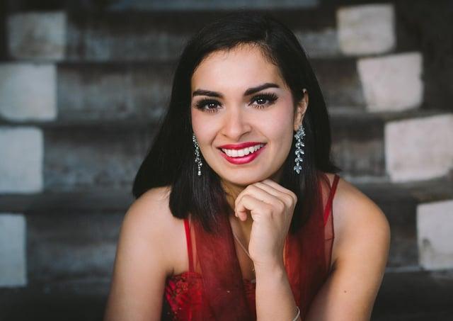 Gabriella Pineda-Rodrigues will be performing at Peterborough Cathedral