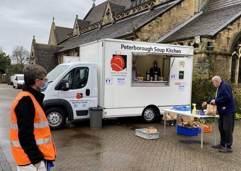 Peterborough Soup Kitchen is seeking more volunteers