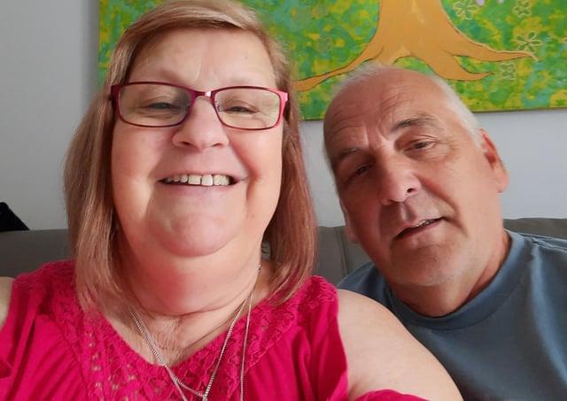 Sue and Colin