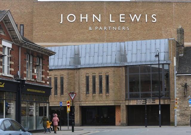 John Lewis at Queensgate EMN-210324-141206009