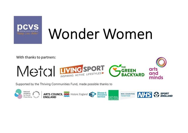 'Wonder Women' is a project to support women overcome the effects of Covid-19