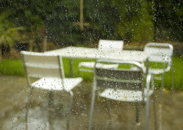 Garden furniture is being stolen. (Archive image - not the actual furniture stolen).