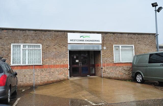 Westcombe Engineering  at Royce Road ENGEMN00120130613171000
