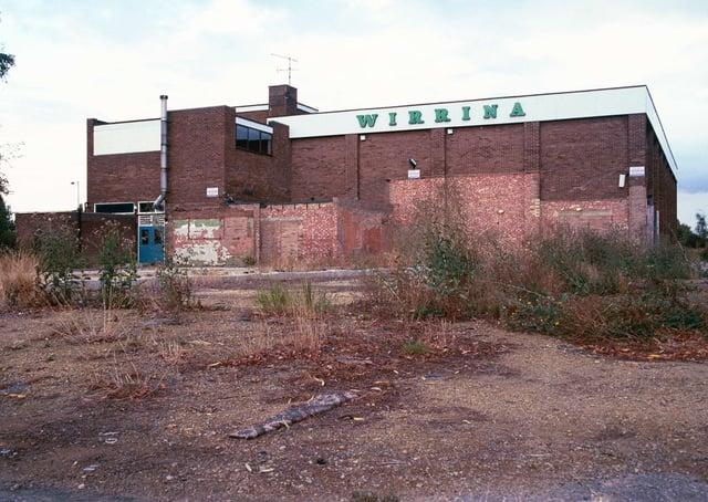 The Wirrina fell into disrepair.