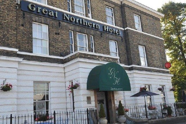 The Great Northern Hotel is included on the local list