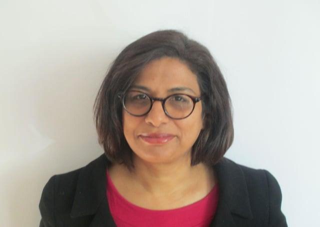 Jyoti Atri, director of public health at Peterborough City Council and Cambridgeshire County Council