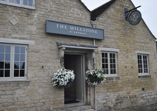 The Millstone at Barnack is almost ready for reopening after renovation