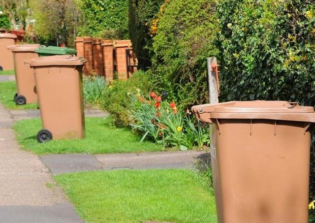 The cost of owning a brown bin in Peterborough has risen