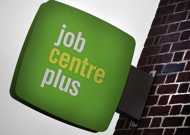 Job Center Plus.  (Photo by Matt Cardy / Getty Images) SUS-200204-154906001