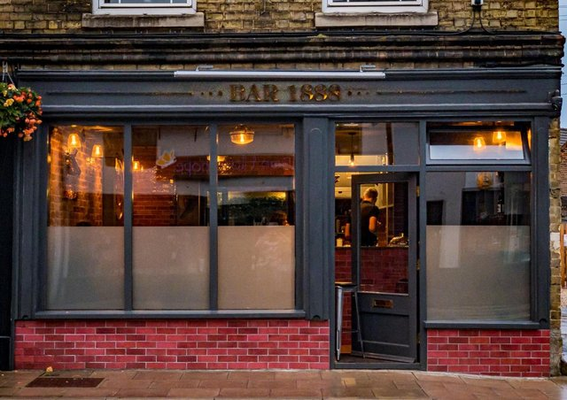 Bar 1888 opens in Bourne on July 21