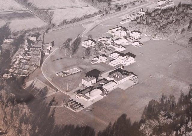 Orton Longueville School.