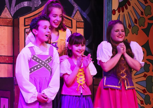 Open auditions for youngsters to join the panto  ensemble are coming  at The Cresset