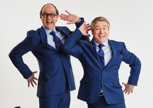 See Eric and Ern at Peterborough New Theatre.