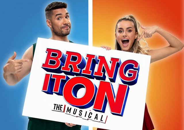 Louis Smith is to star in Bring It On The Musical which is coming to Peterborough New Theatre