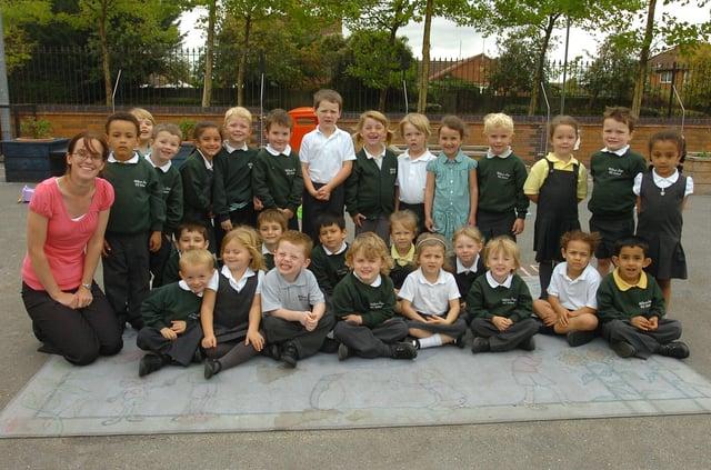 Rec11. William Law reception pupils. Miss Bellamy's class ENGEMN00120111115181617