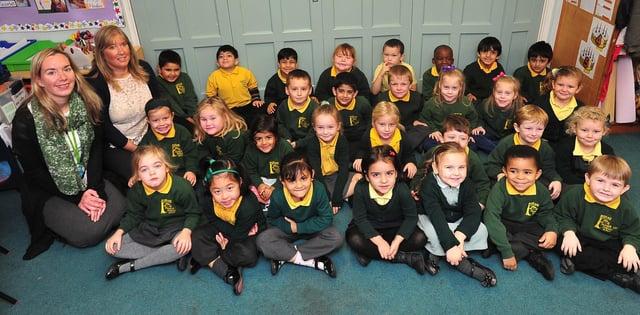 Newark Hill reception class . Mrs Allsop's Class ENGEMN00120131021125825