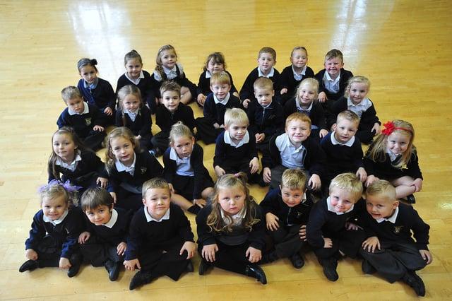 <p>Reception Class at Leverington Primary Academy.</p>