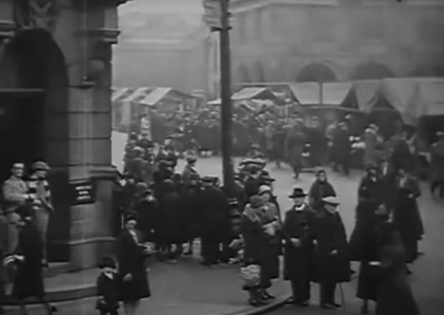 Footage of Peterborough posted by 'Belfast Jack' can be viewed online at: https://www.youtube.com/watch?v=ug1I3YEQ8B4