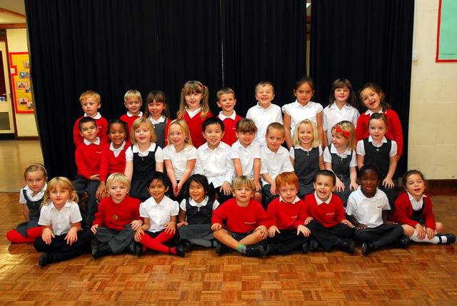RC09Norwood primary school reception class