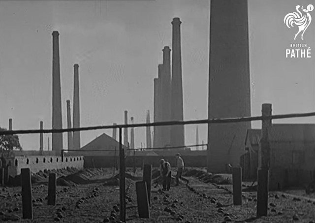 Pathe News footage gives a fascinating insight into the brick industry that helped shape Peterborough.