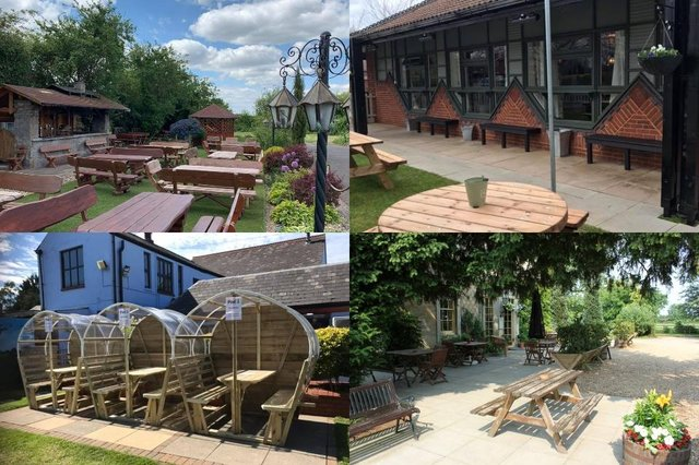 Did your favourite beer garden make the list?