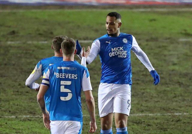 Peterborough United's latest promotion chances revealed following shock midweek loss