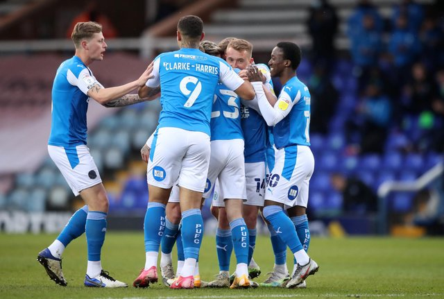 Peterborough United's +£5m five-year transfer net spend compared to Derby County & more